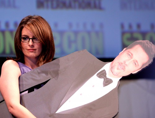 How Tina Fey Can Make You a Better Leader