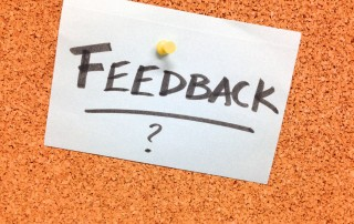 expectations and feedback