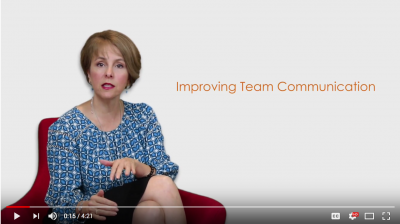 Improving Team Communication Video