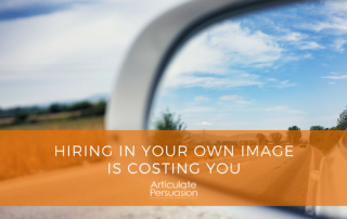 Hiring in your own image