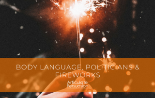 Body Language Politicians Fireworks