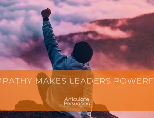 Empathy Makes Leaders Powerful