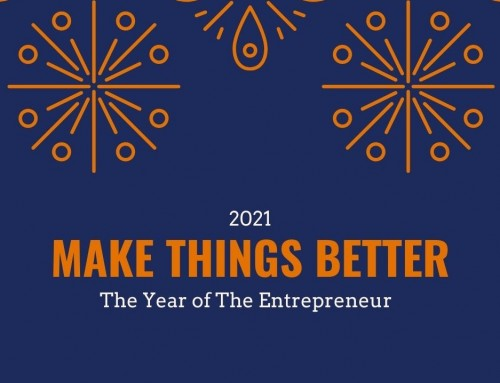 2021 – The Year Of The Entrepreneur